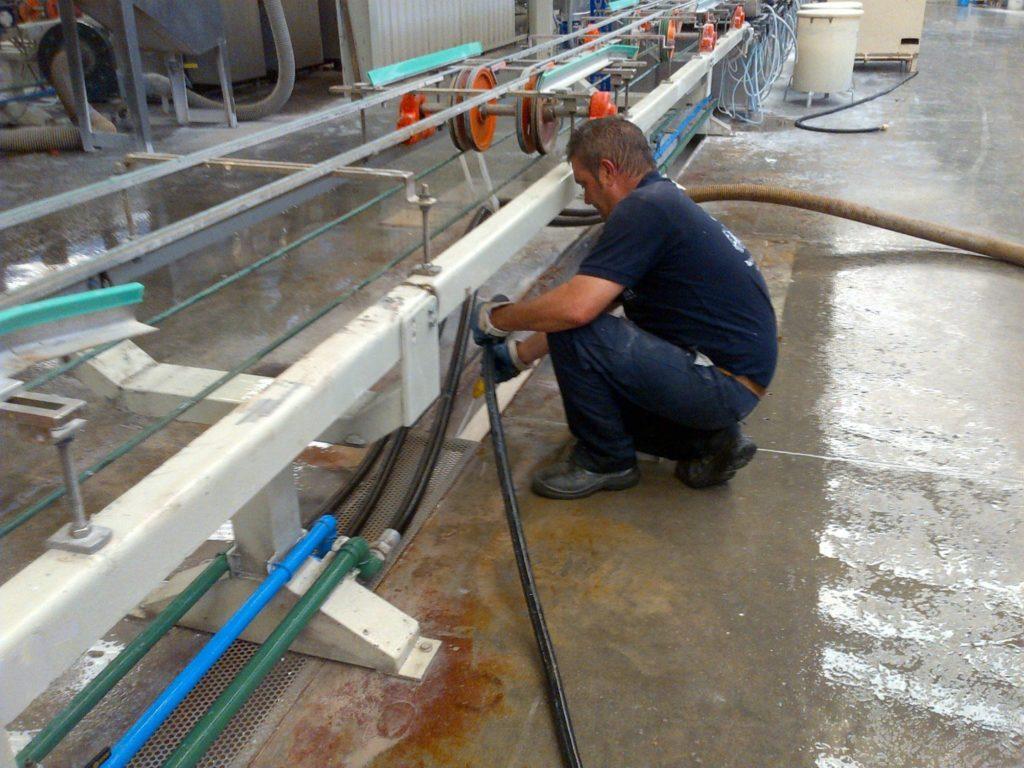 limpiar fabricas e industrias provincia de castellón