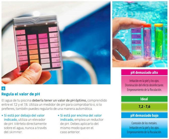 mantener la piscina limpia vila-real